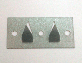 Bass Trap Impaling Brackets