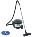 EuroClean Vacuums are used to clean up fibers in contamination areas