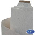 Lag Cloth is used to encapuslate asbestos pipe insulation by creating a hard cast like surface over the existing pipe insulation.